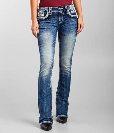 Rock Revival Rosin Boot Stretch Jean
