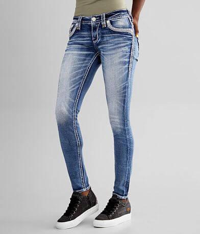 Rock Revival Lilac Rose Skinny Stretch Jean