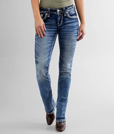 Rock Revival Yui Straight Stretch Jean