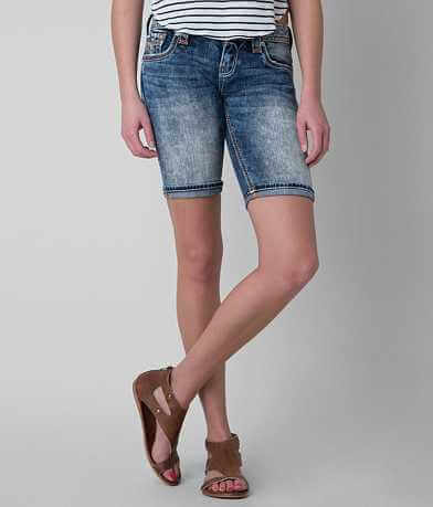 Rock Revival Nancy Bermuda Stretch Short