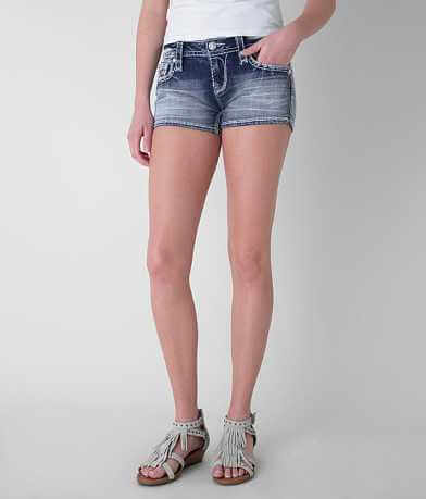 Rock Revival Sherry Stretch Short