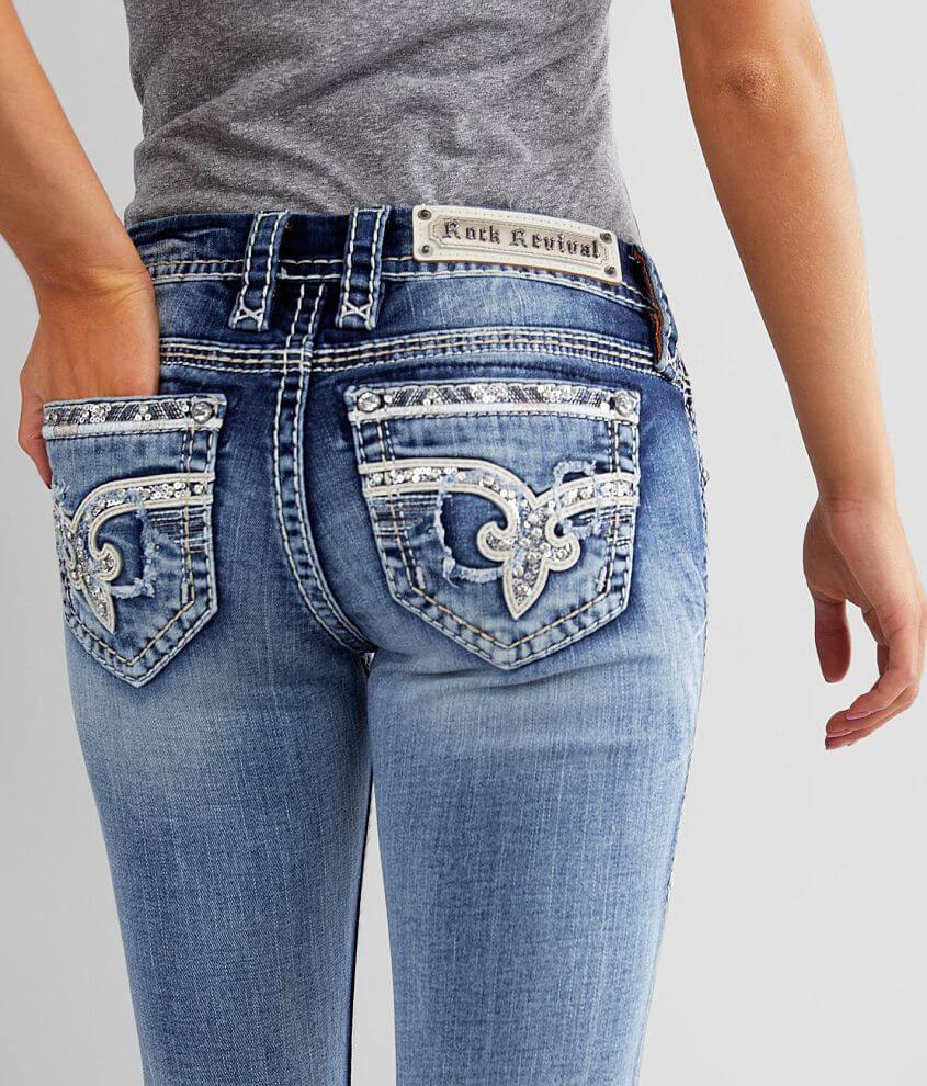 Rock Revival Sherry Skinny Stretch Jean front view