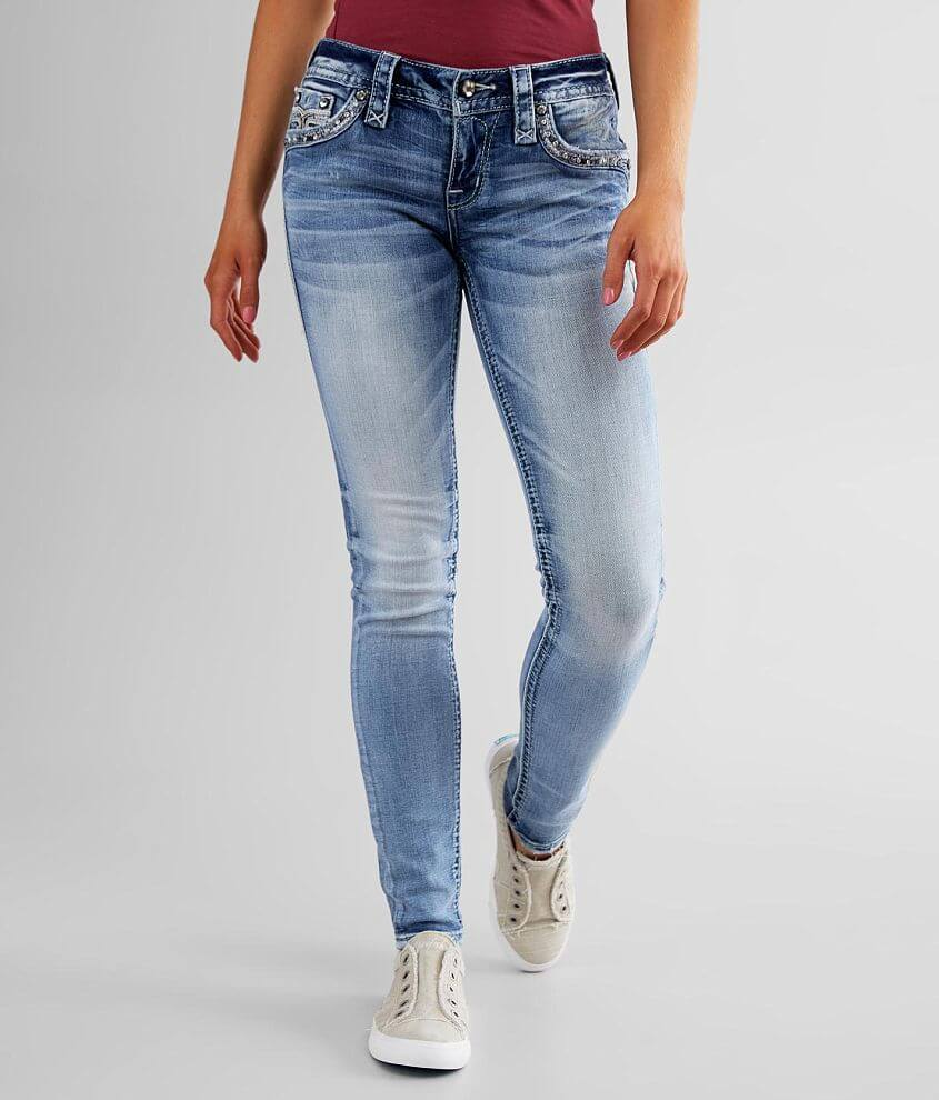 Rock Revival Kayley Skinny Stretch Jean front view