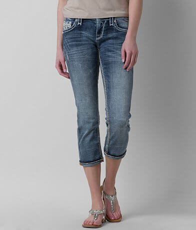 Rock Revival Arisa Stretch Cropped Jean