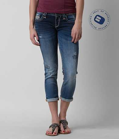Rock Revival Caro Stretch Cropped Jean