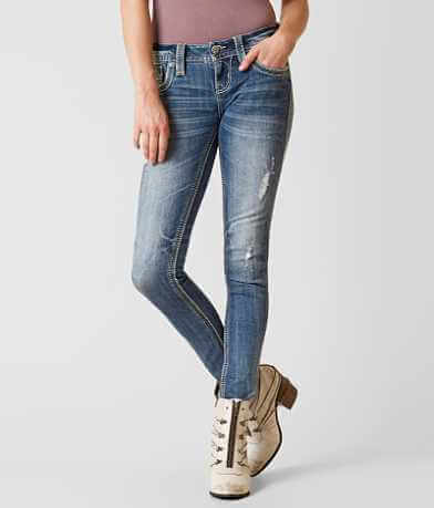 Rock Revival Julieta Ankle Skinny Stretch Jean