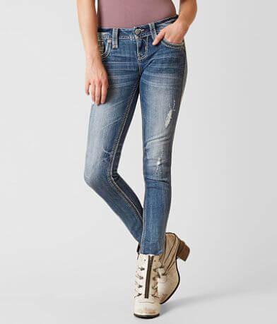 Rock Revival Julieta Ankle Skinny Stretch Jean