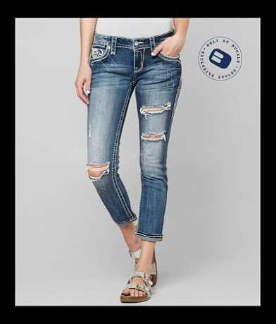 Rock Revival Sundee Stretch Cropped Jean