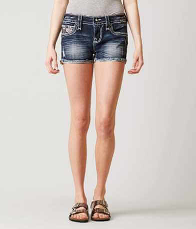 Rock Revival Sundee Stretch Short