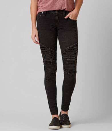 Rock Revival Moto Nelrose Skinny Stretch Jean