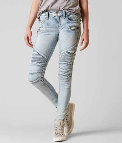 Rock Revival Gaby Moto Skinny Stretch Jean