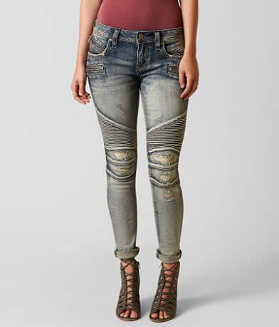 Rock Revival Gaby Moto Skinny Stretch Jean