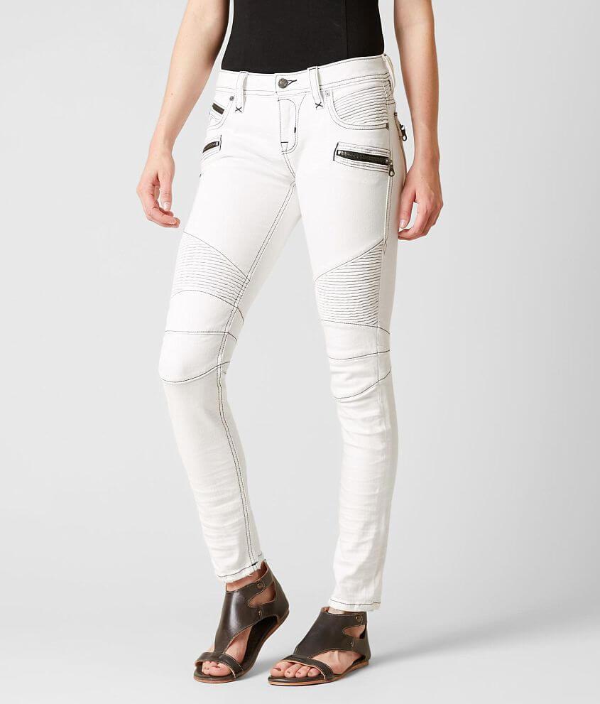 e7025aa30c83 Rock Revival Gaby Moto Skinny Stretch Jean - Women's Jeans in Gaby ...