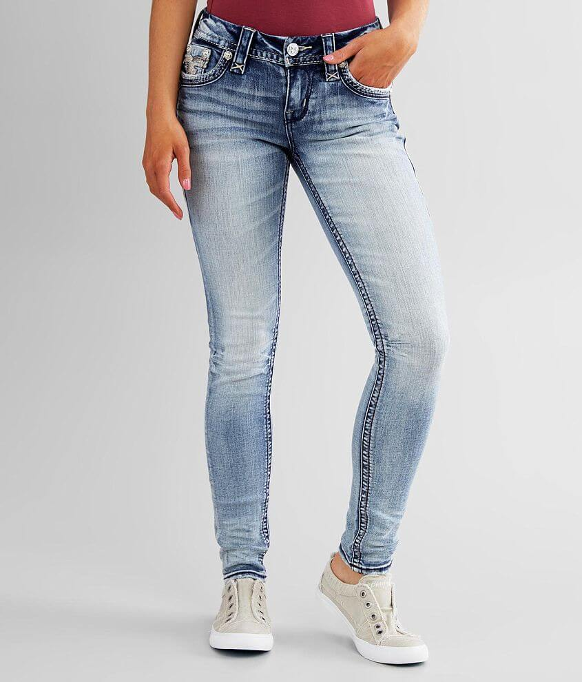 Rock Revival Cati Ankle Skinny Stretch Jean front view
