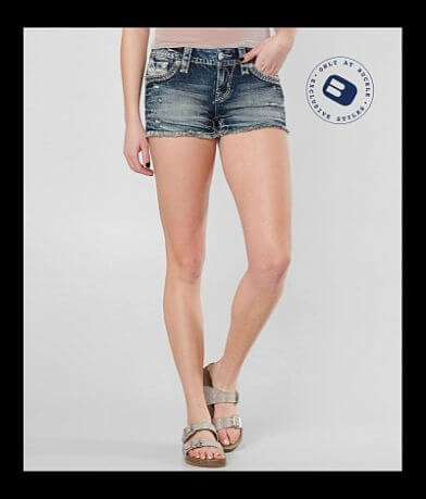 Rock Revival Caylin Stretch Short