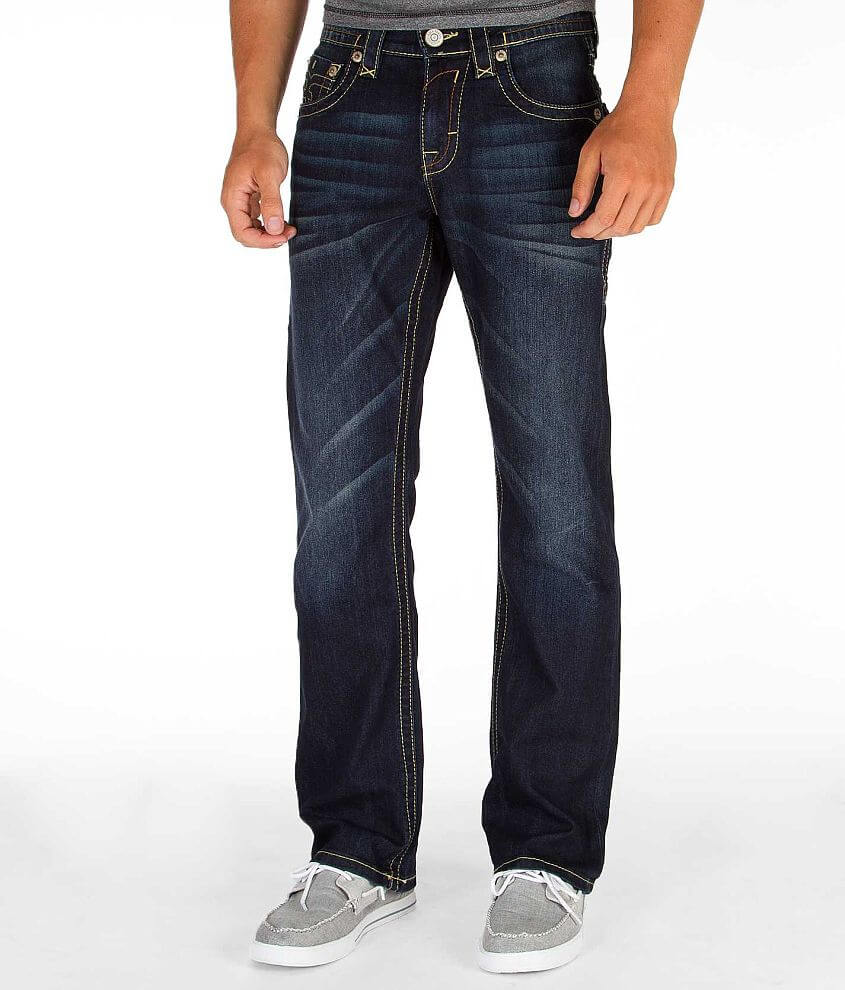 Rock Revival Blane Boot Jean front view
