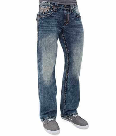 Rock Revival Bertone Straight Stretch Jean