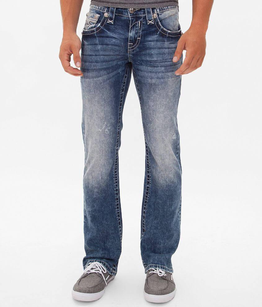 Rock Revival Layne Slim Boot Jean front view