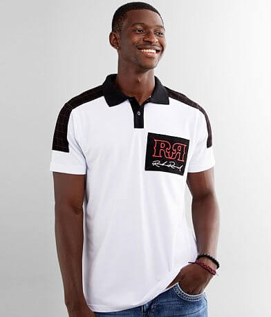 Rock Revival Erick Stretch Polo