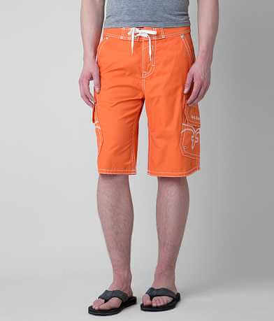Rock Revival Solid Stretch Boardshort