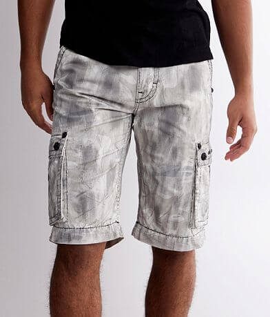 Rock Revival Classic Cargo Camo Short