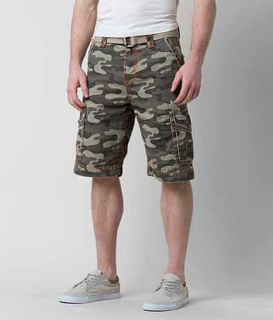 Rock Revival Classic Camo Cargo Short