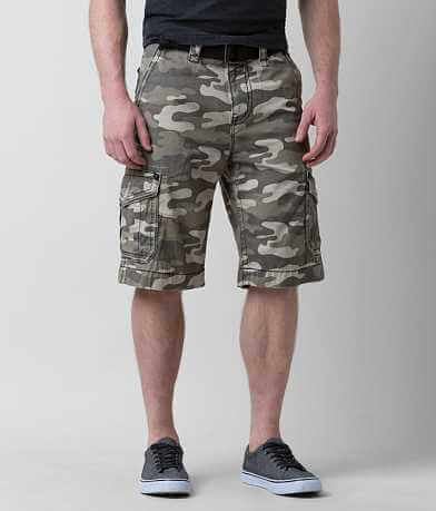 Rock Revival Camo Cargo Short