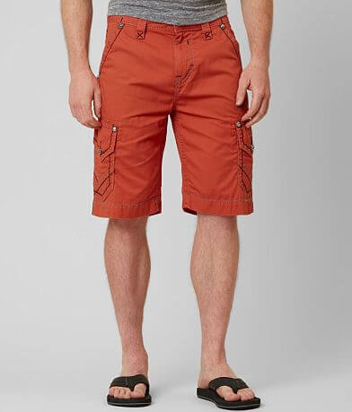 Rock Revival Slim Cargo Stretch Short