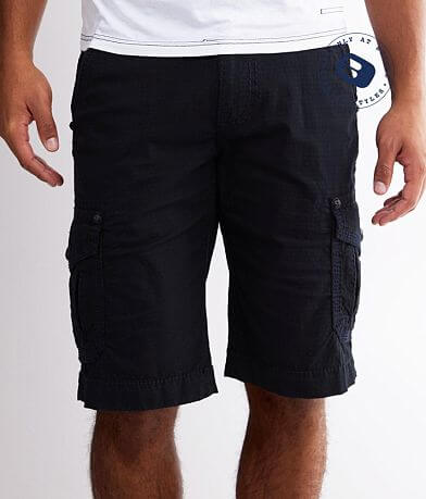 Rock Revival Classic Cargo Ripstop Stretch Short
