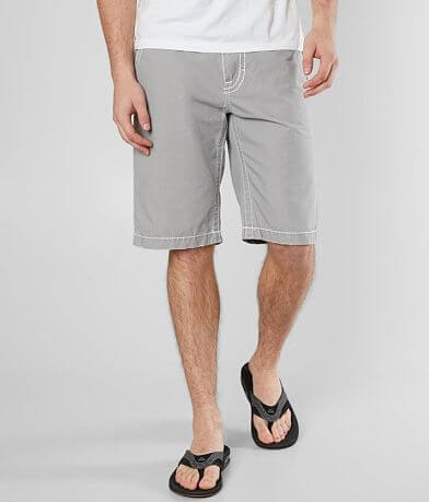 Rock Revival Flat Front Ripstop Short