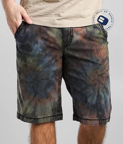 Rock Revival Tie Die Stretch Short