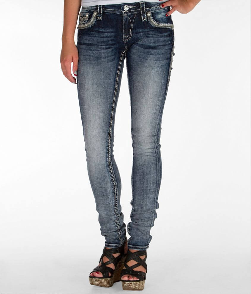 Rock Revival Ashley Skinny Stretch Jean front view