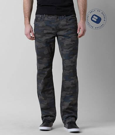 Rock Revival Straight Twill Pant