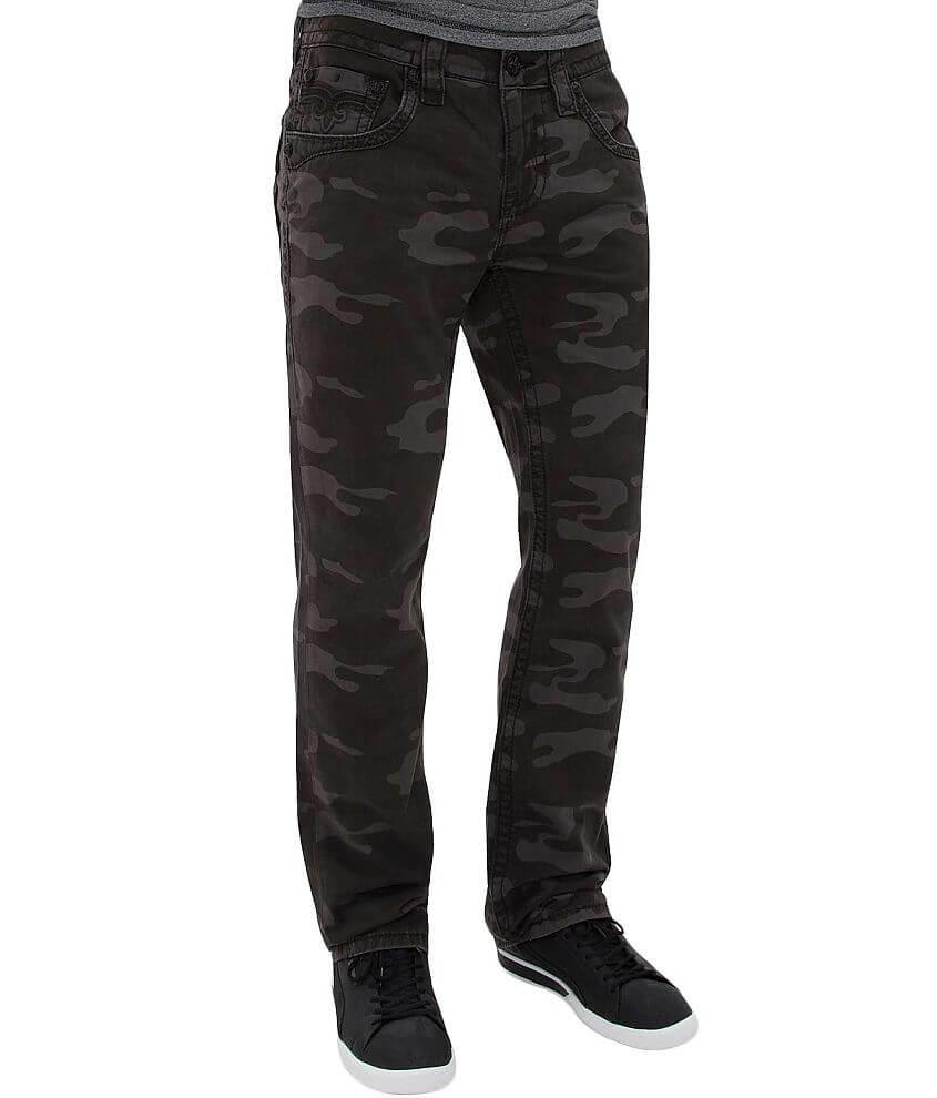 Rock Revival Straight Twill Pant front view