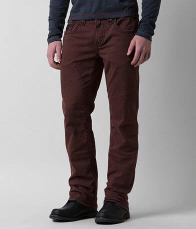 Rock Revival Straight Stretch Twill Pant