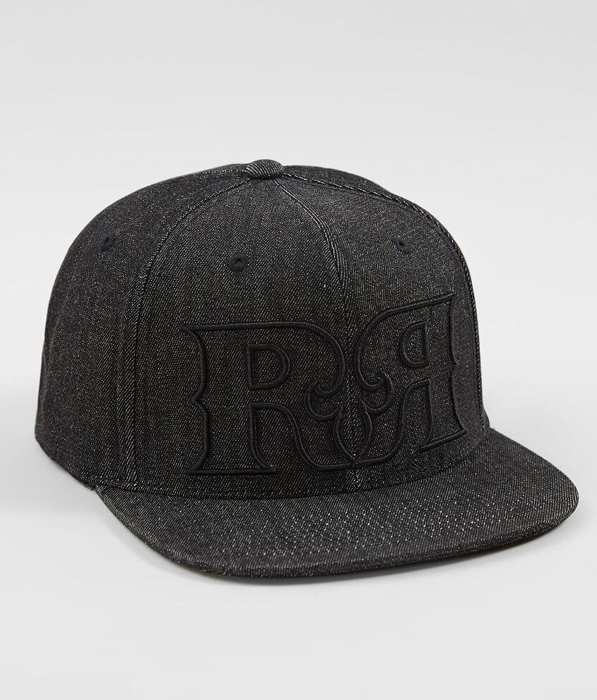 Style RRHTS5229/Sku 947333 Embroidered logo flexfit snapback hat One size fits most