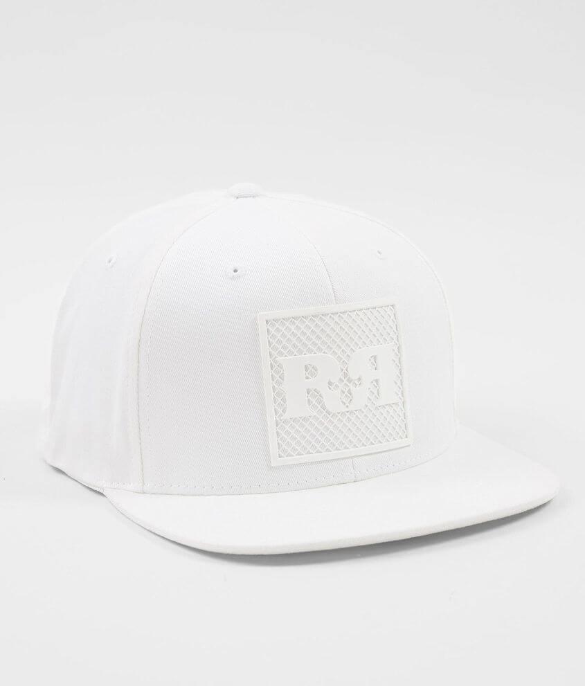Style RRHTS5231/Sku 947335 Rubber logo patch snapback hat One size fits most