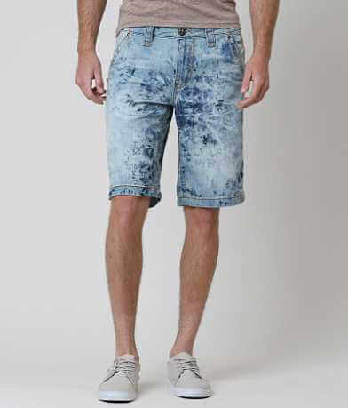 Rock Revival Indigo Stretch Short