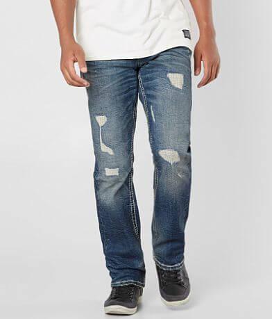 Rock Revival Nakio Straight Stretch Jean