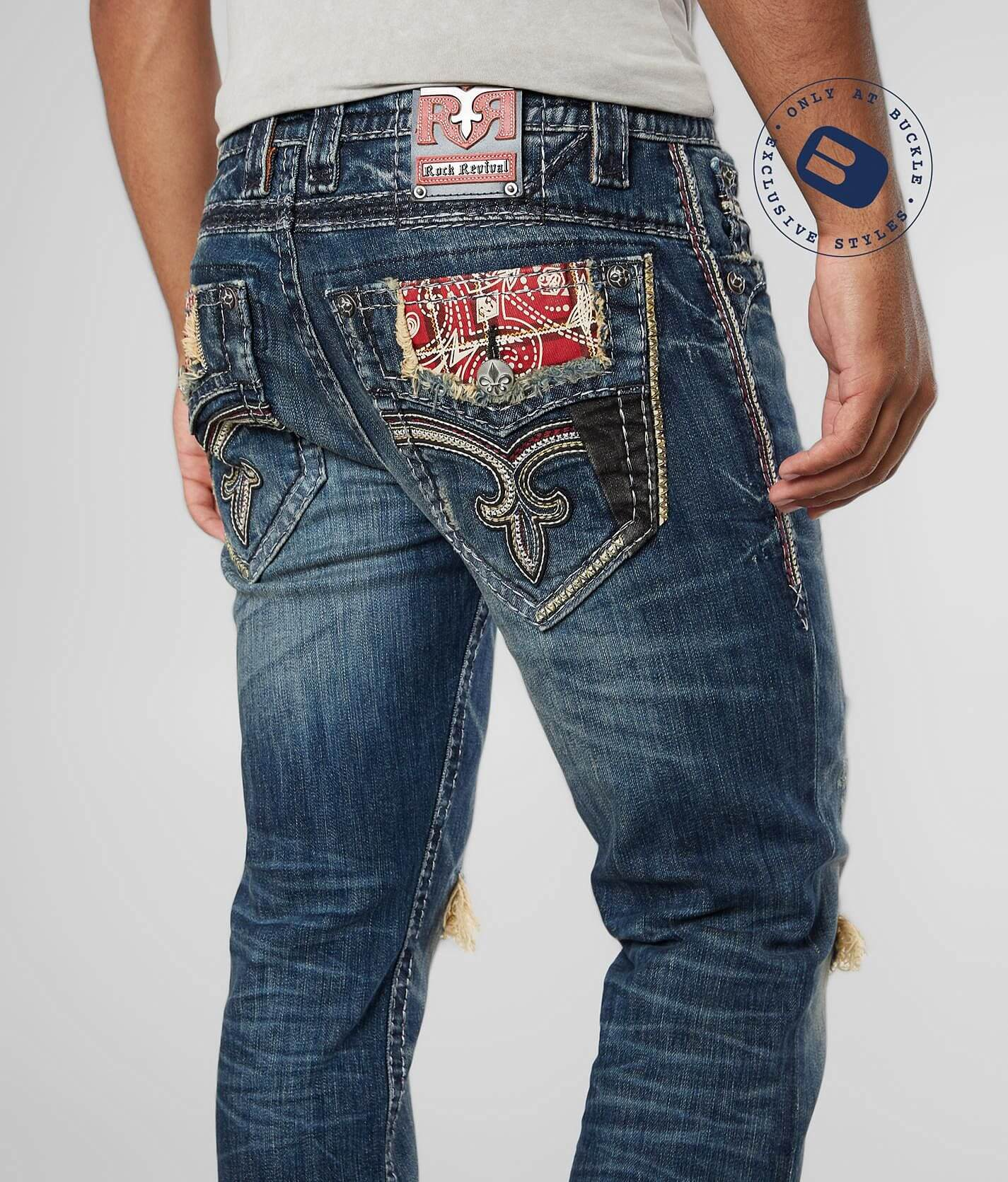 Bram Alternative Straight Jean by Rock Revival