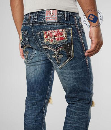 Rock Revival Bram Alternative Straight Jean