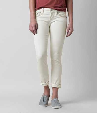 Rock Revival Hanaya Stretch Cropped Jean
