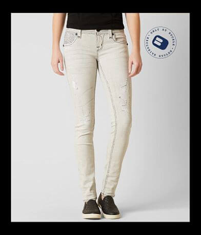Rock Revival Maple Skinny Stretch Jean