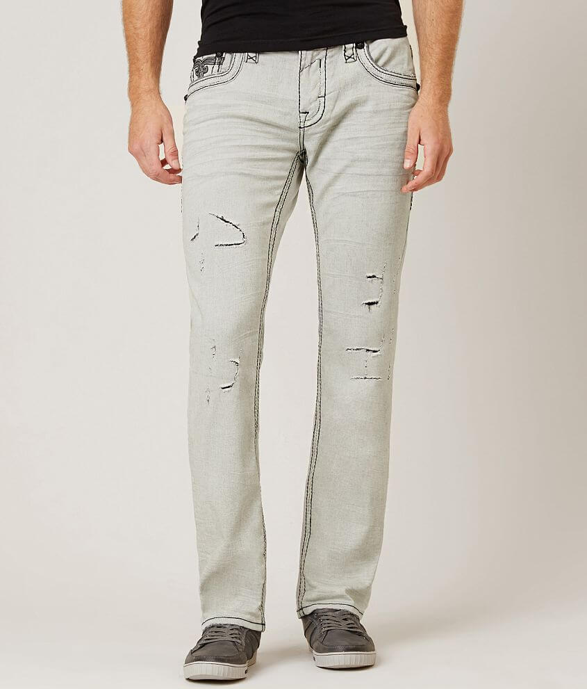 Rock Revival Cadis Straight Stretch Jean front view