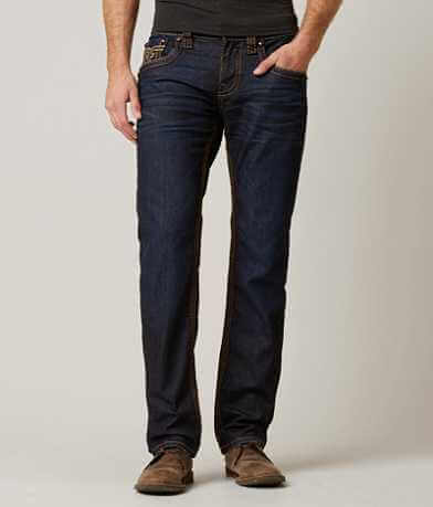 Rock Revival Declan Straight Straight Stretch Jean