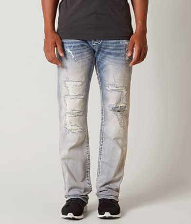 Rock Revival Pranit Straight Stretch Jean