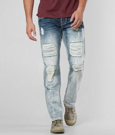 Rock Revival Yael Straight Stretch Jean