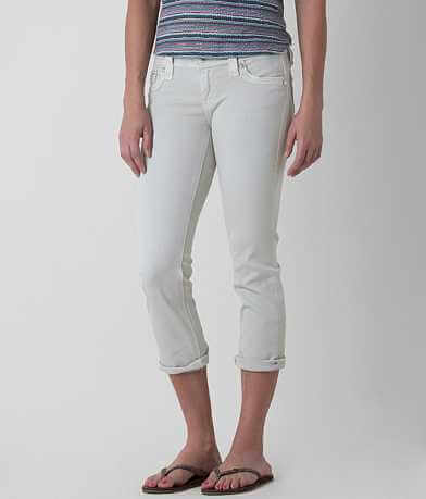 Rock Revival Calli Stretch Cropped Jean