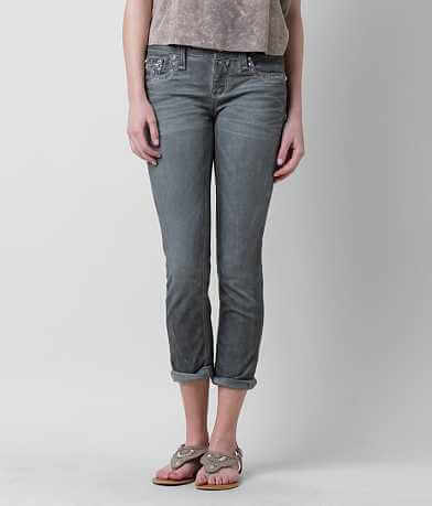 Rock Revival Boris Stretch Cropped Jean