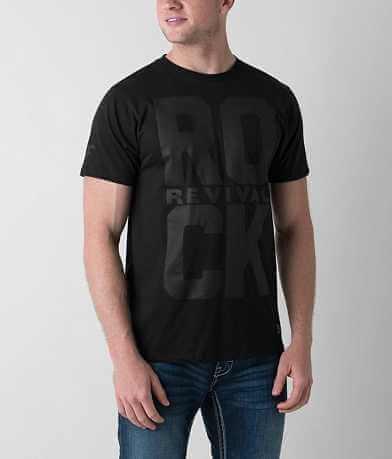 Rock Revival Block T-Shirt